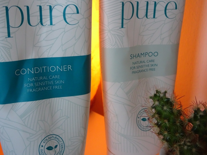 Waitrose Pure Shampoo and conditioner
