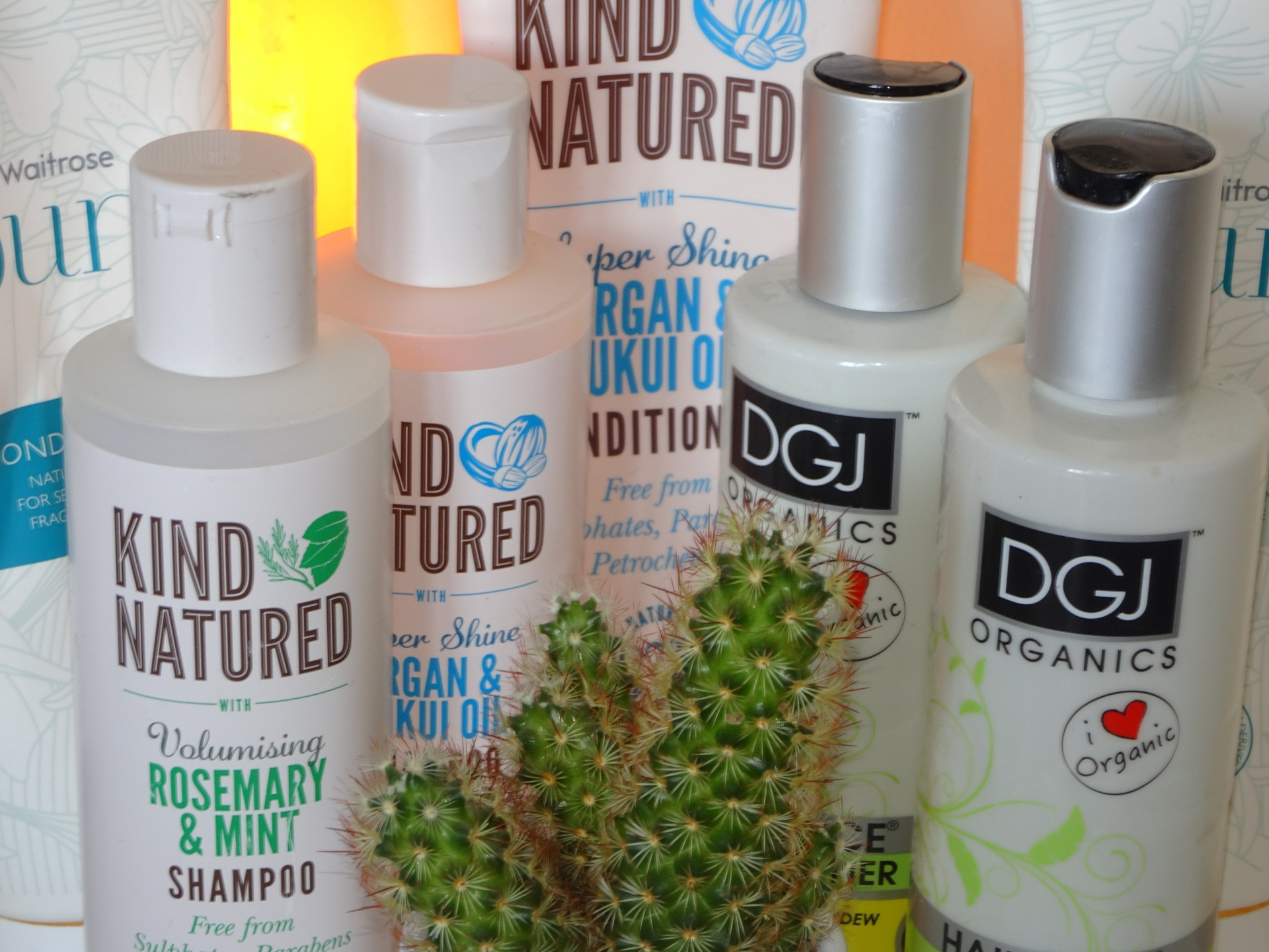 Review of Natural shampoo and conditioners