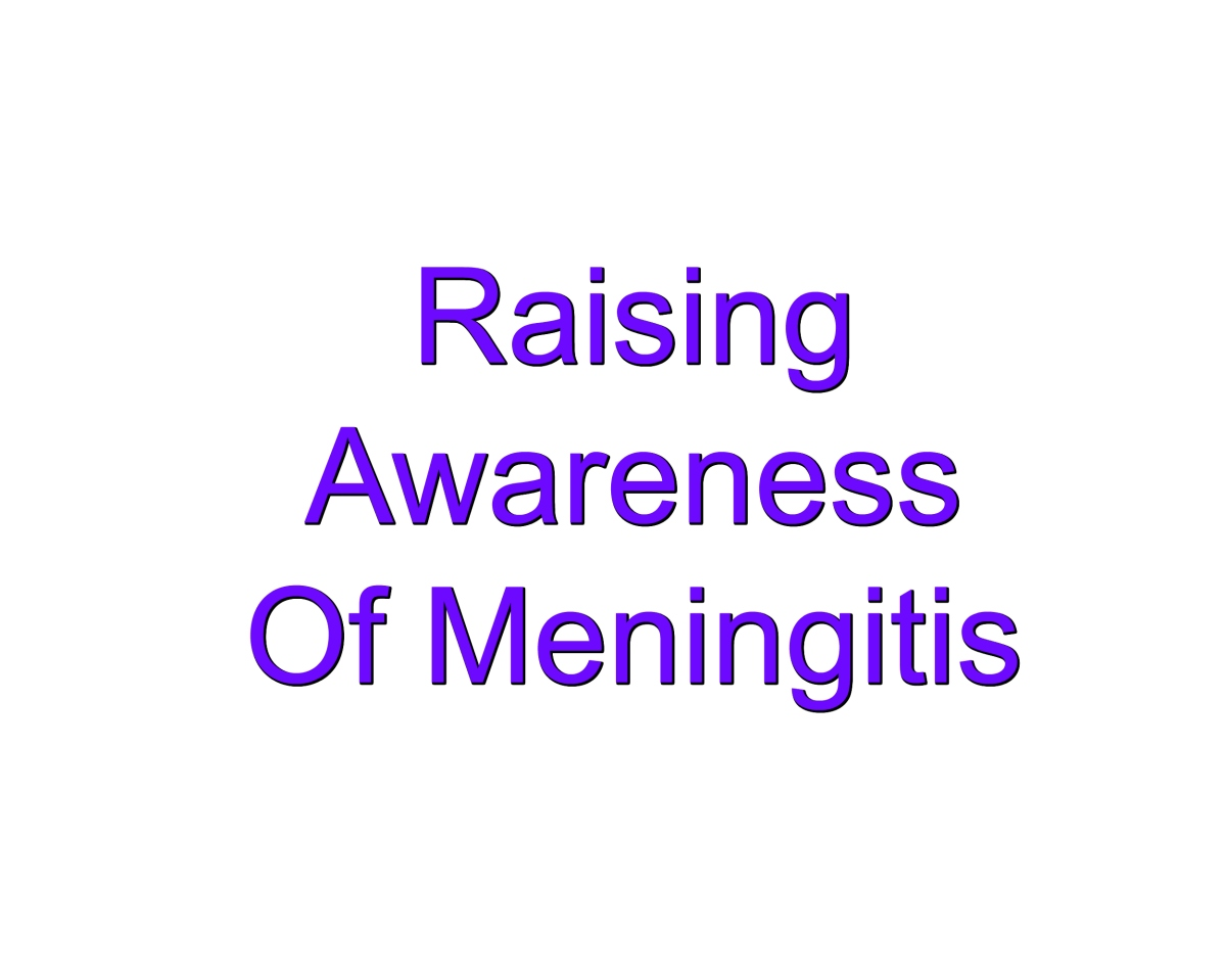 Raising Awareness: Meningitis