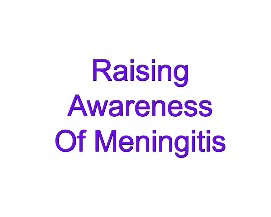 Meningitis Awareness