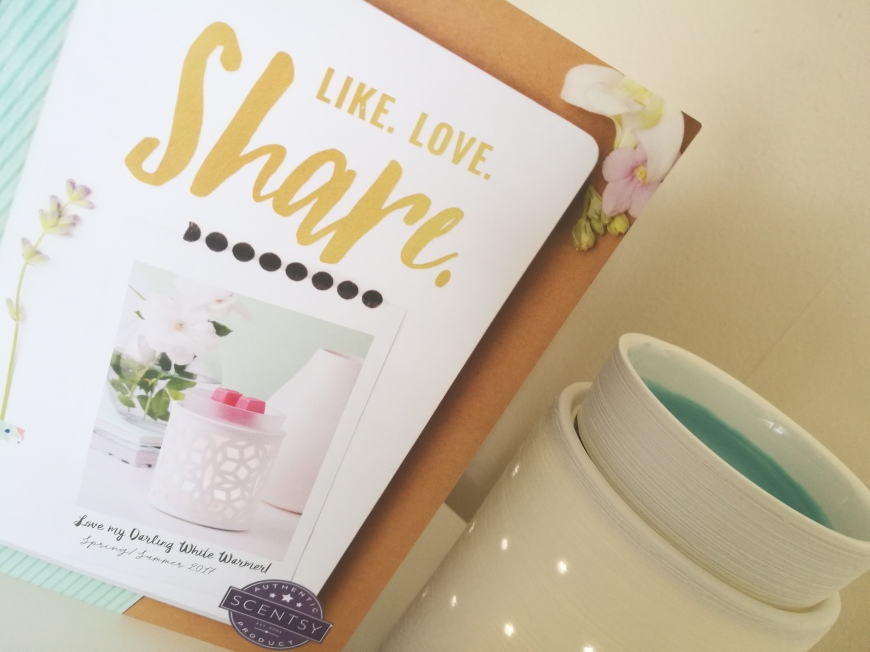 Scentsy Blogger Review
