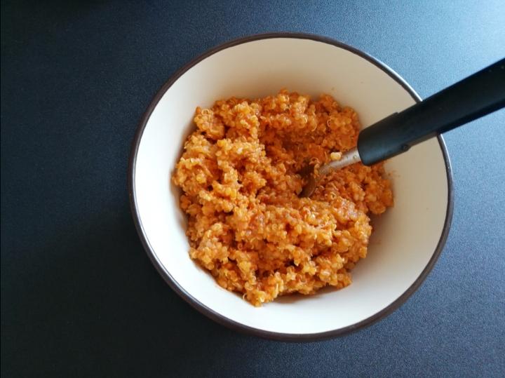 quinoa budget tomato recipe