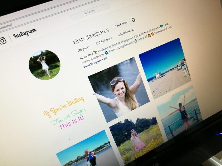 Kirsty Dee Instagram Feed