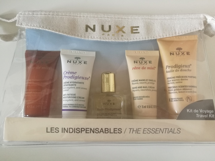 Nuxe Travel Gift Set