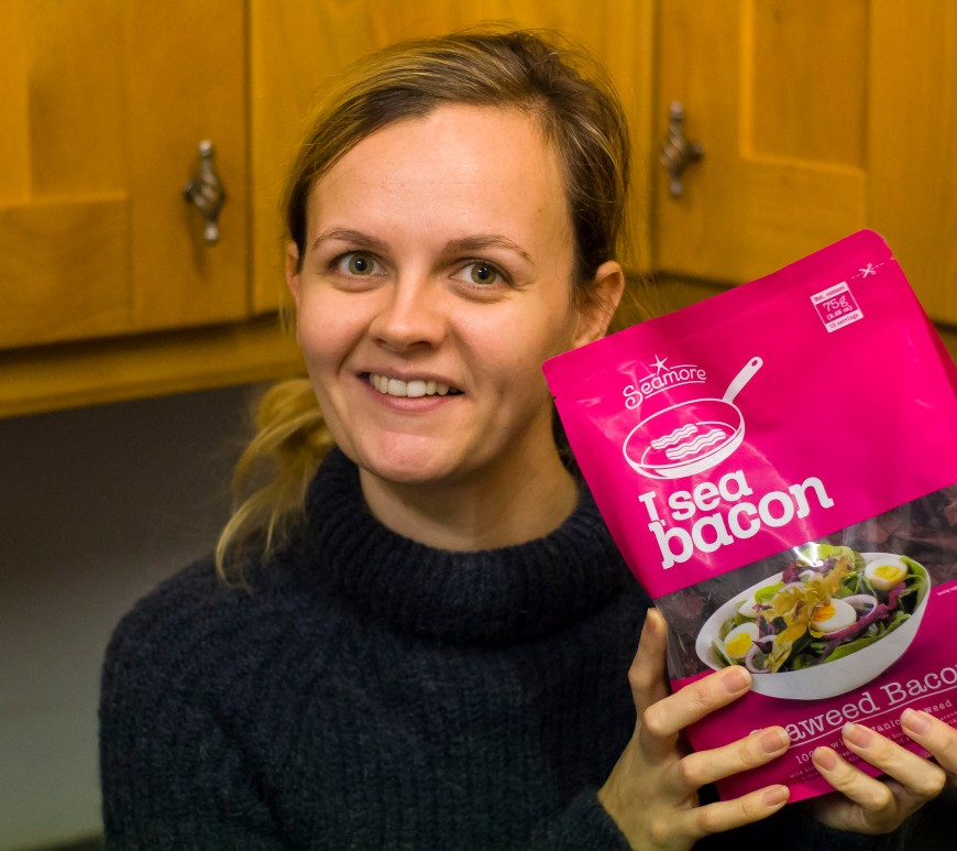 I Sea Bacon Taste Test Review