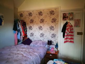 bedroom to kitchen makeover
